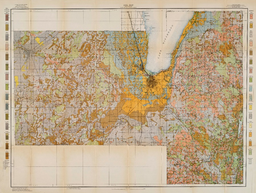 Wisconsin Geological Natural History Survey Soil Survey of Fond