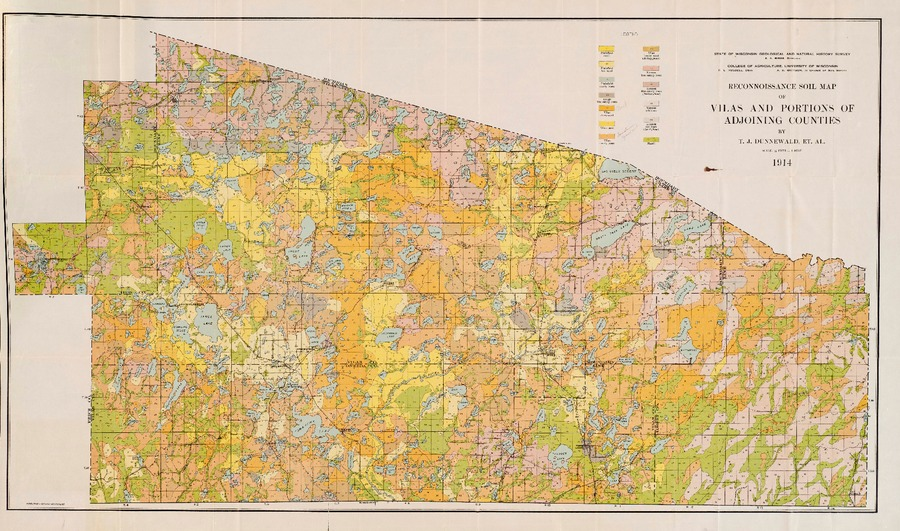 Wisconsin Geological Amp Natural History Survey 187 Special