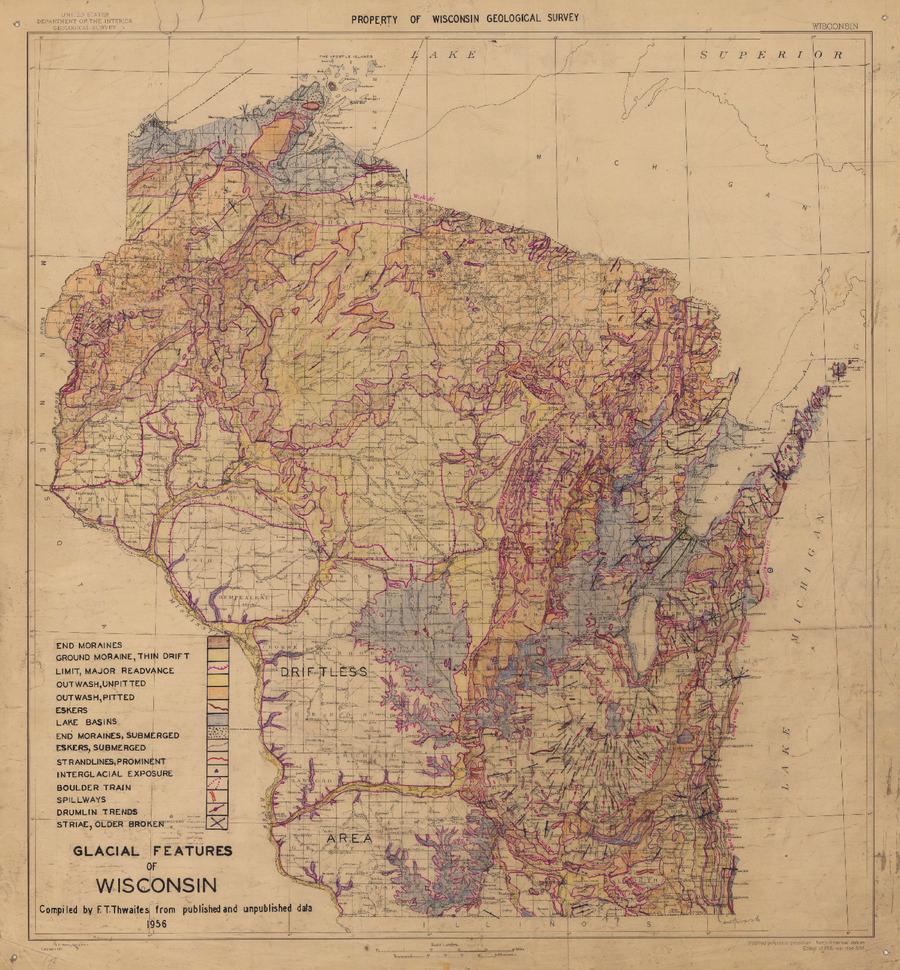 wisconsin geological  u0026 natural history survey  u00bb wisconsin