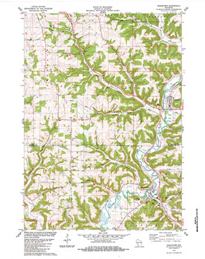 8 00u S Geological Survey 7 5 Minute Topographic Series