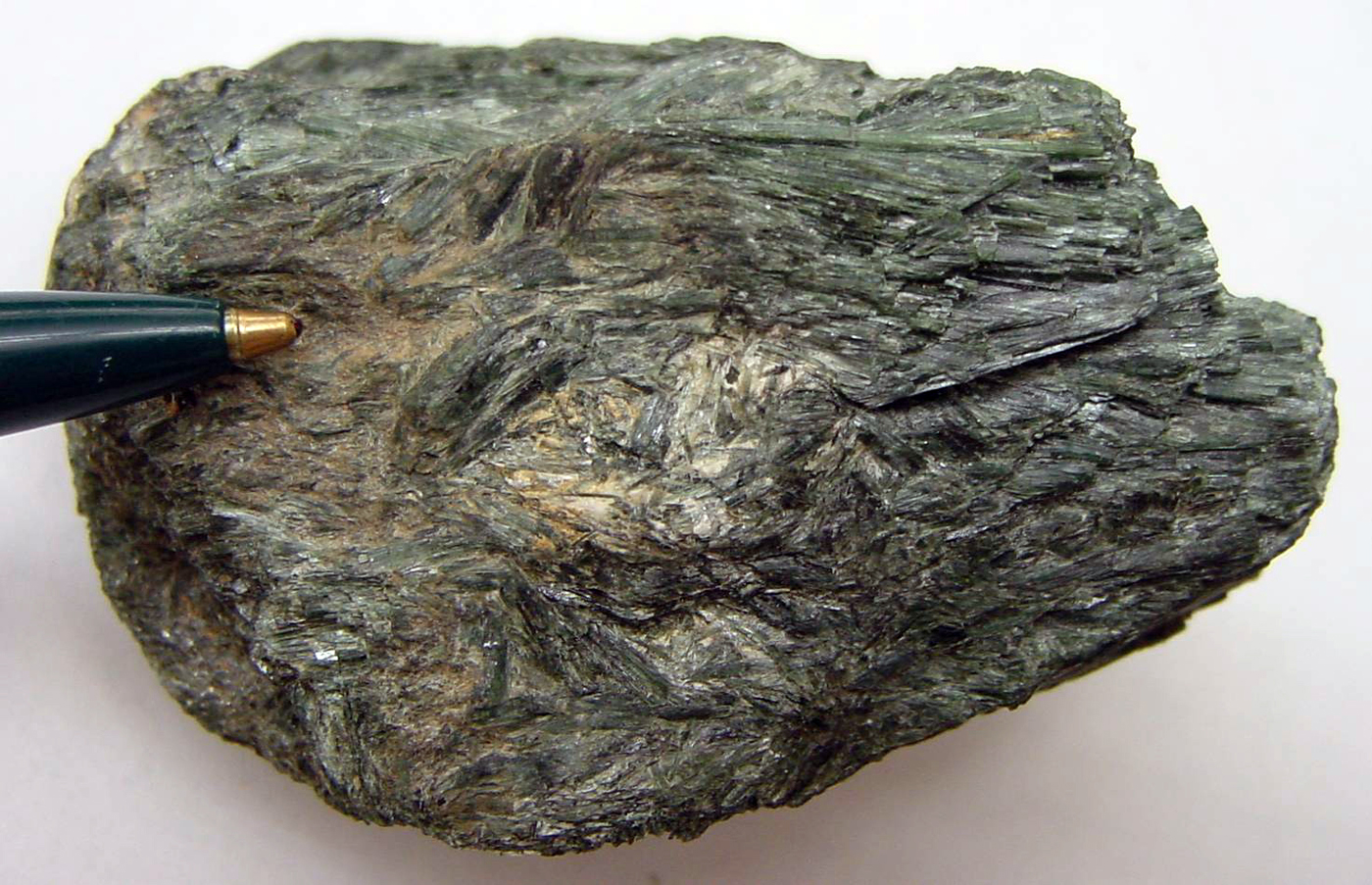 Wisconsin Geological & Natural History Survey » Actinolite