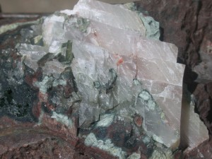 corrensite-in-calcite