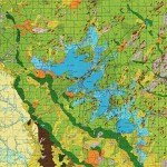 View all glacial maps