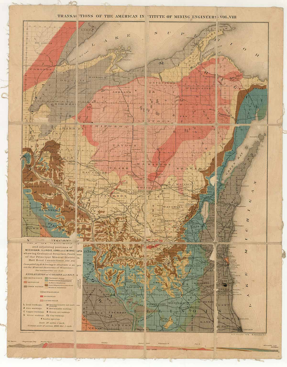 Wisconsin Geological & Natural History Survey » Evolution of ...