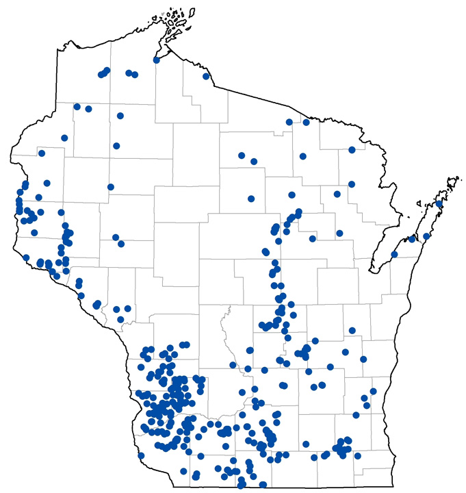 Wisconsin Geological Natural History Survey Springs